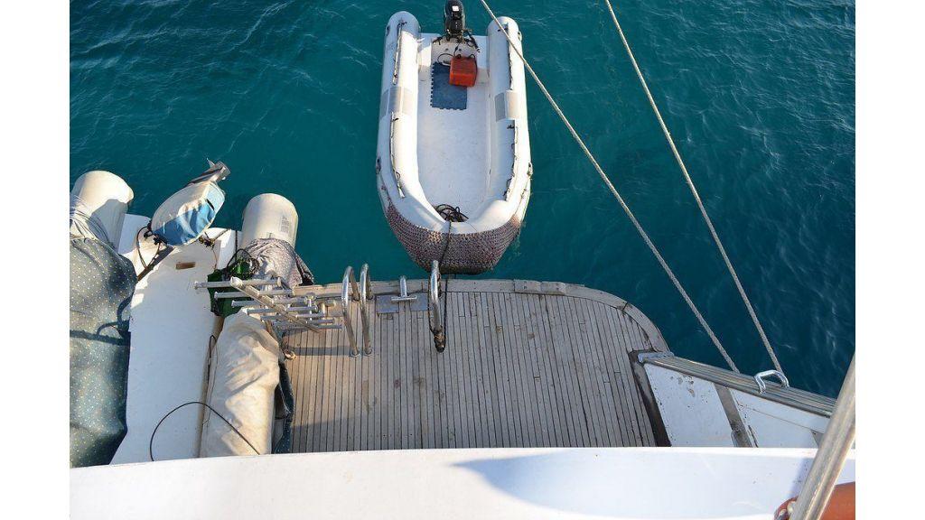 Wooden Diving Boat (13)