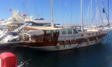 19 m Gulet for sale