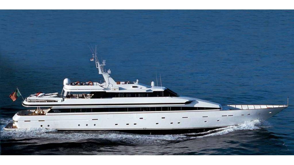Motor Yacht Costa Magna - master