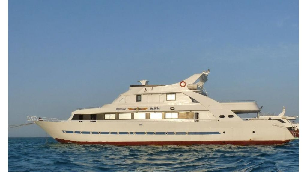 MV Princess Basma - master