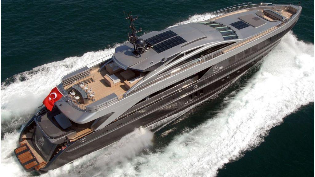 Rl Noor Luxury Motor yacht