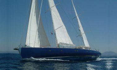 Sailing Yacht Rosinante - master