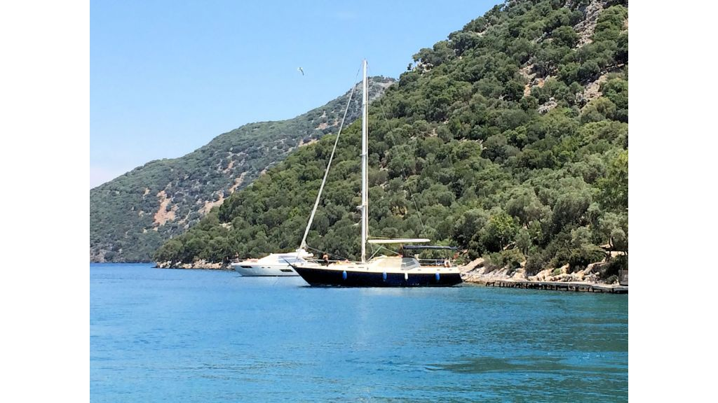 Steel Sailing Yacht (5)