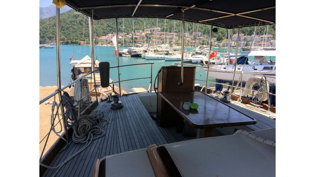Steel Sailing Yacht (6)
