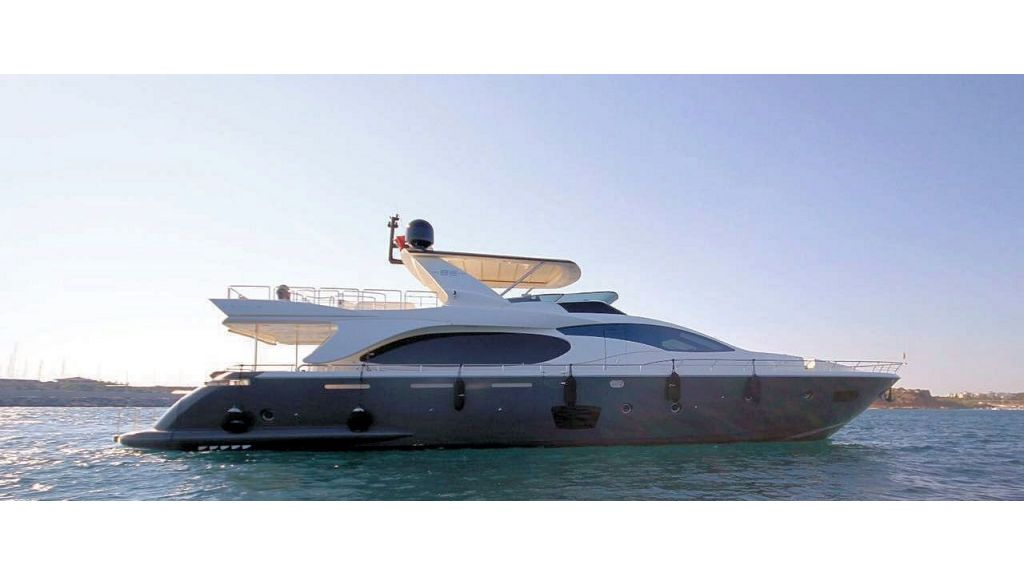 Azimut 88 for Sale - master