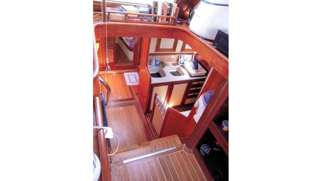 Teak Mahogany MotorBoat for Sale (33)