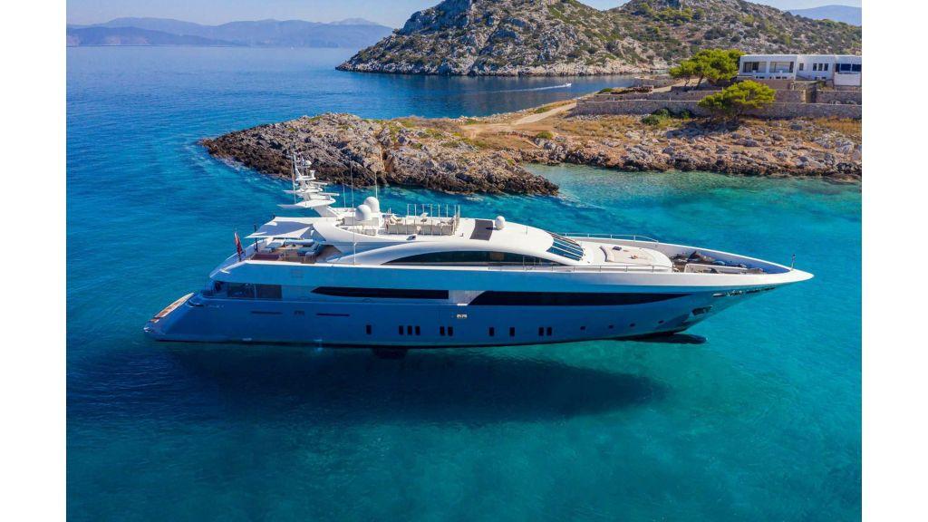 Mondomarine Motor Yacht master