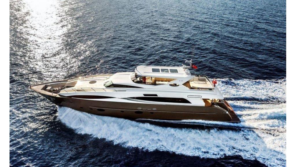 motor yacht aliyoni