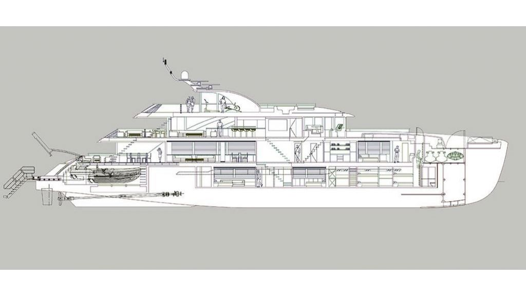 50m Displacement Motor Yacht (1)