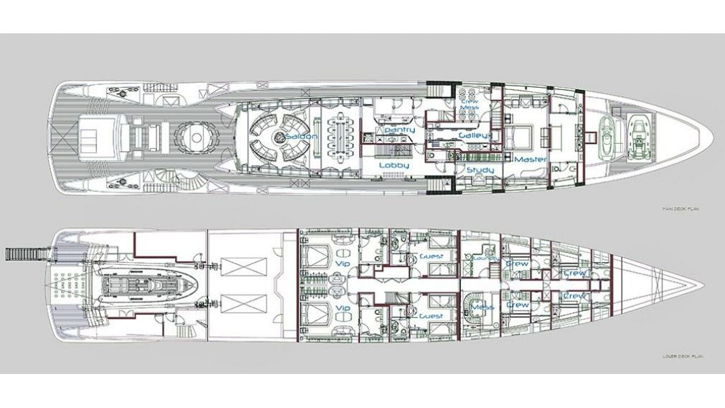 50m Displacement Motor Yacht (3)