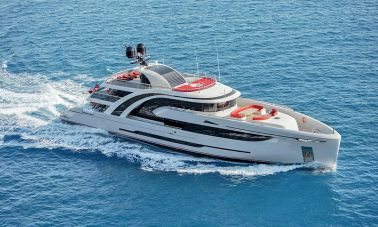 50m Displacement Motor Yacht