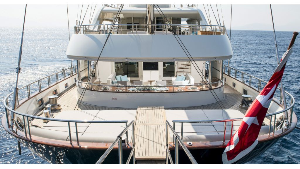 Meira Luxury Yacht master...