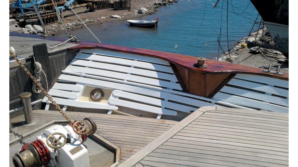 Bodrum Built Steel Hull Gulet (10)