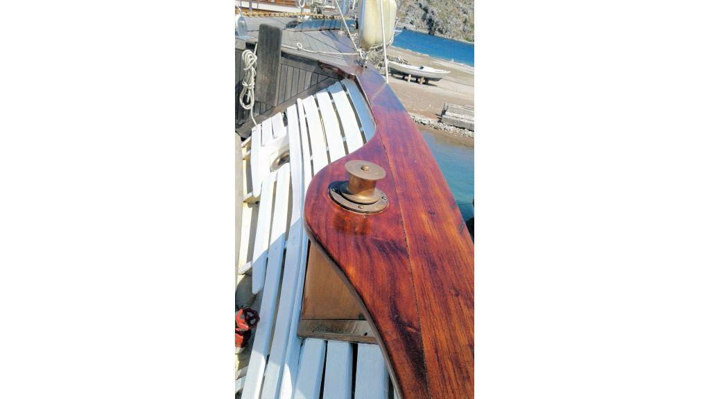 Bodrum Built Steel Hull Gulet (11)