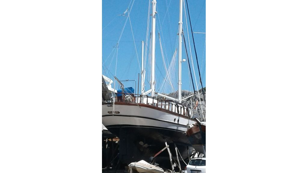Bodrum Built Steel Hull Gulet (12)