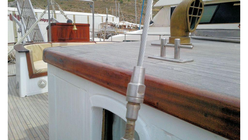 Bodrum Built Steel Hull Gulet (15)