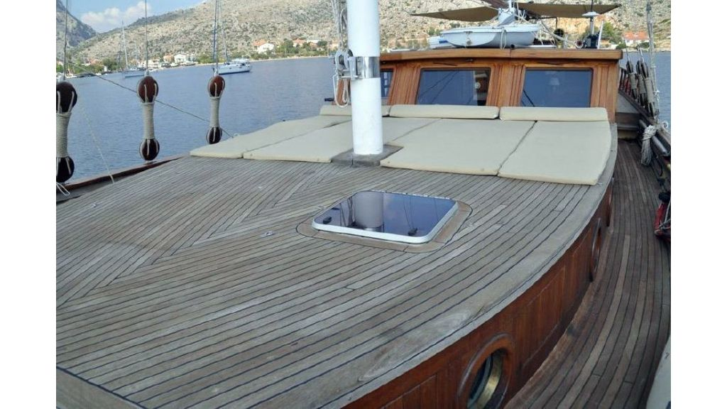 Bodrum Built Steel Gulet,