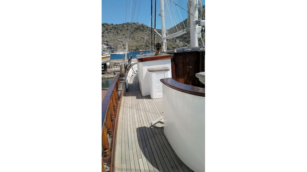 Bodrum Built Steel Hull Gulet (4)