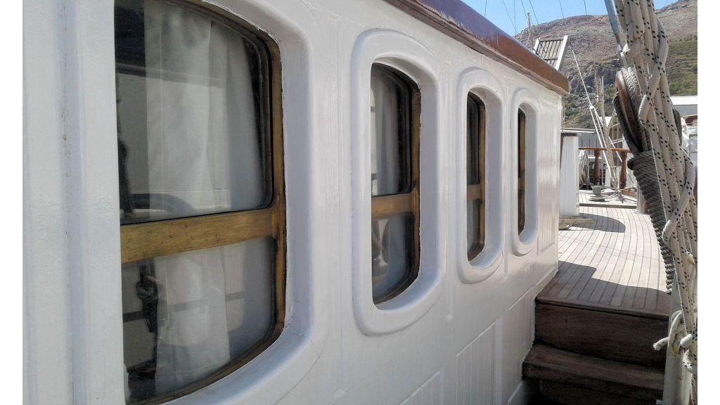 Bodrum Built Steel Hull Gulet (7)