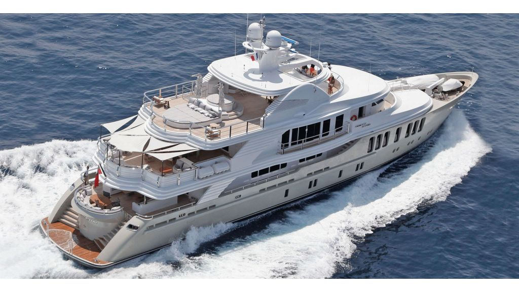 Orient Star motor yacht