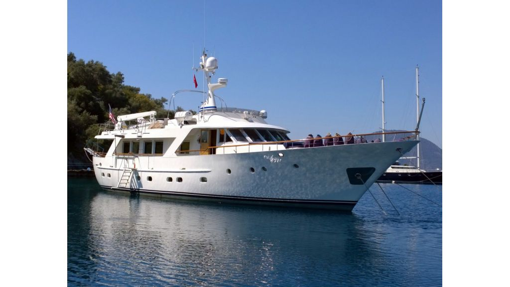 Benetti 88 ft for Sale (42)