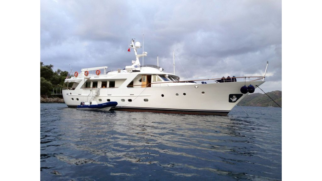 Benetti 88 ft for Sale master.