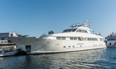 Broward 117 feet Motoryacht,
