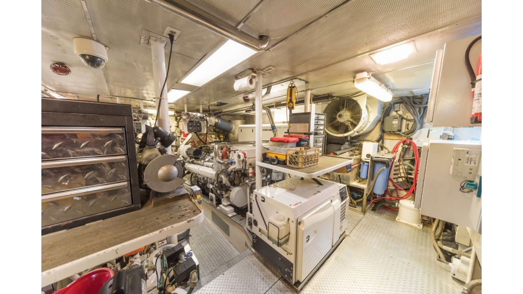 Broward 117 feet Motoryacht,
