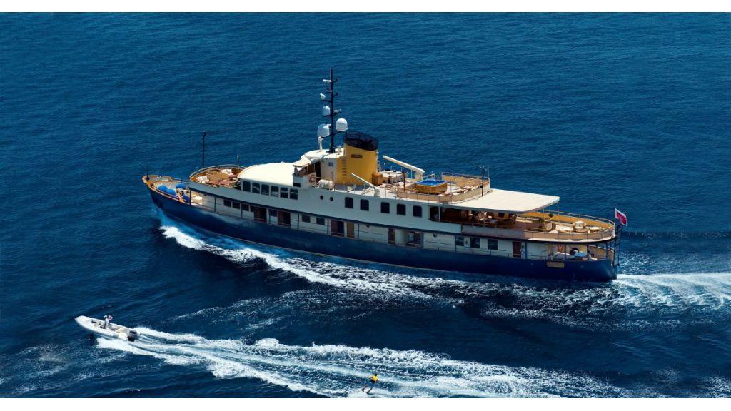 Seagull2 motor yacht