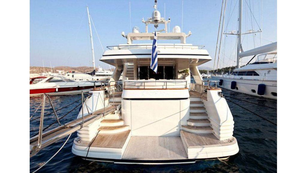 Steel Hull 30 m motoryacht (23)