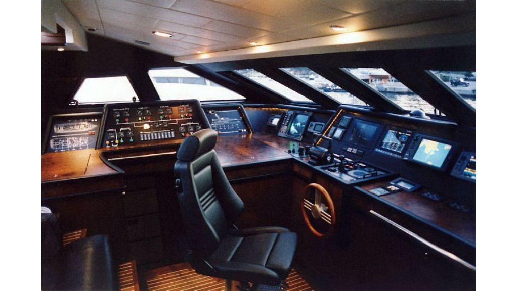 Steel Hull 30 m motoryacht (34)