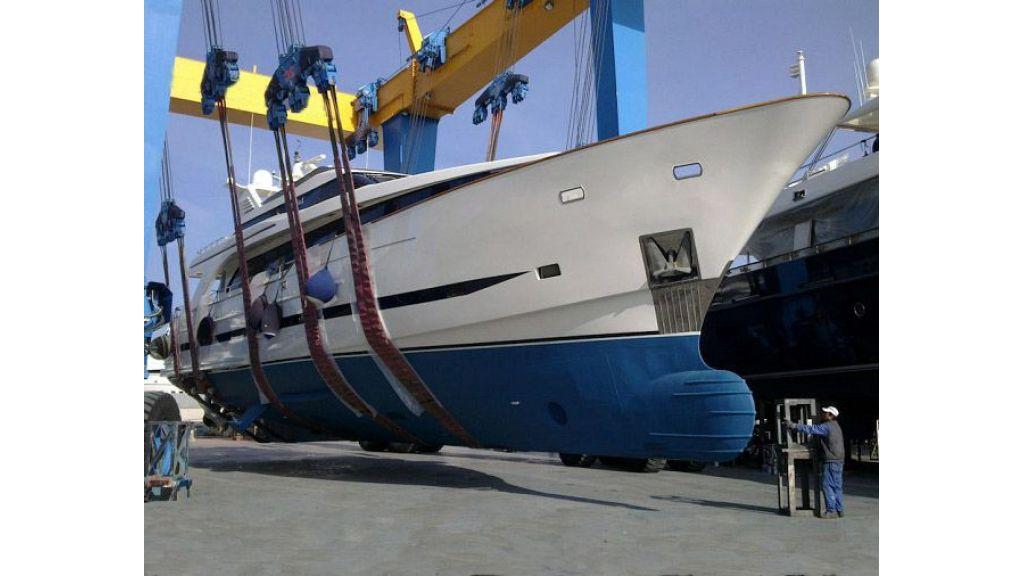 Steel Hull 30 m motoryacht (35)