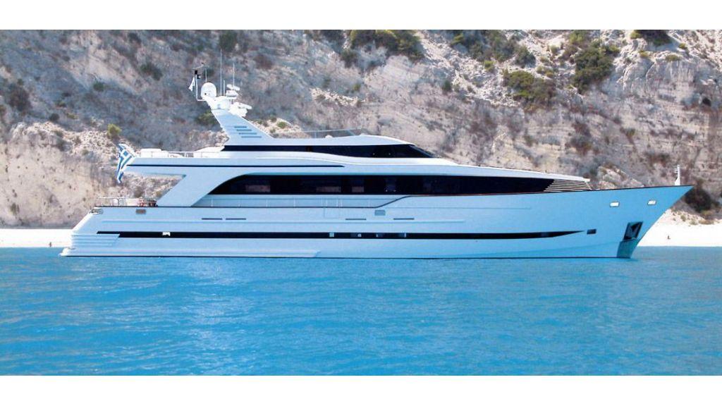 Steel Hull 30 m motoryacht (36)