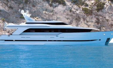 Steel Hull 30 m motoryacht