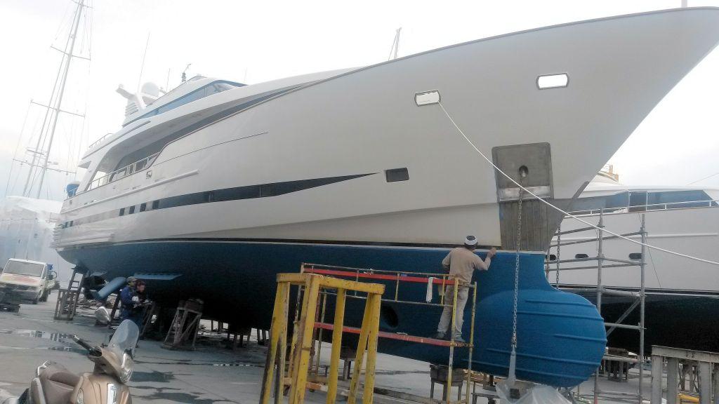 Steel Hull 30m Motoryacht (5) - master