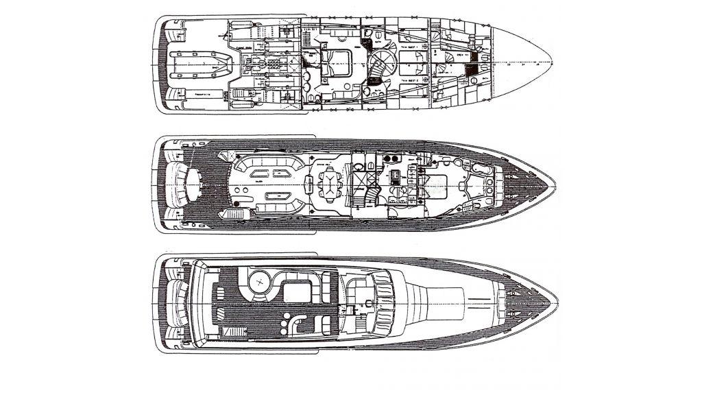 Steel Hull 30m Motoryacht (6)