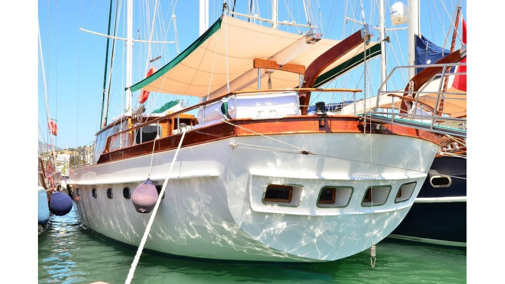 Steel Hull Ketch Gulet (10)