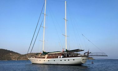 Steel Hull Ketch Gulet (11)
