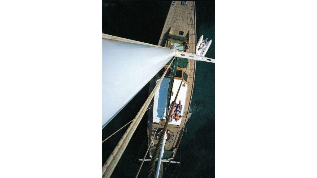 Steel Wooden Ketch Gulet (1) - over