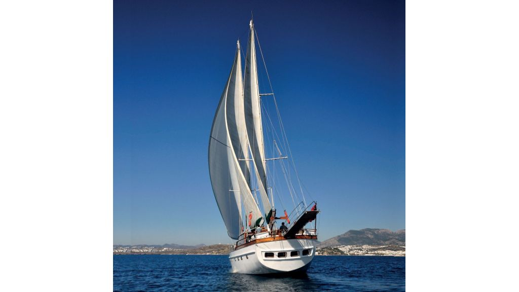 Steel Wooden Ketch Gulet (1) - sailing2