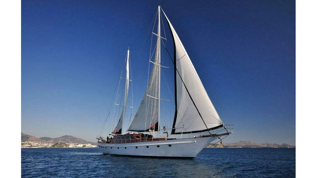 Steel Hull Ketch Gulet,