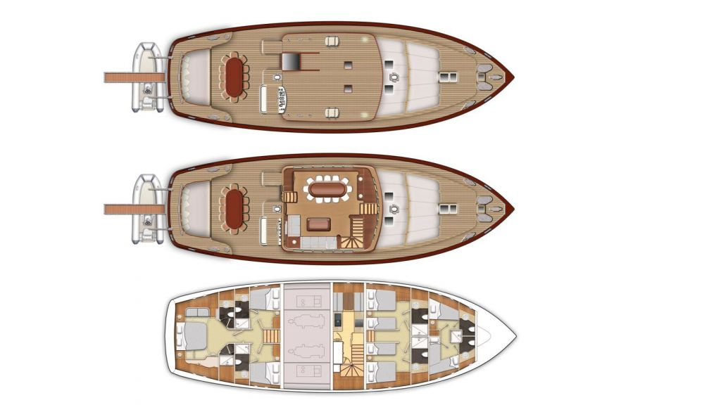 Superlux Classic Steel Construction Motorsailer (16)