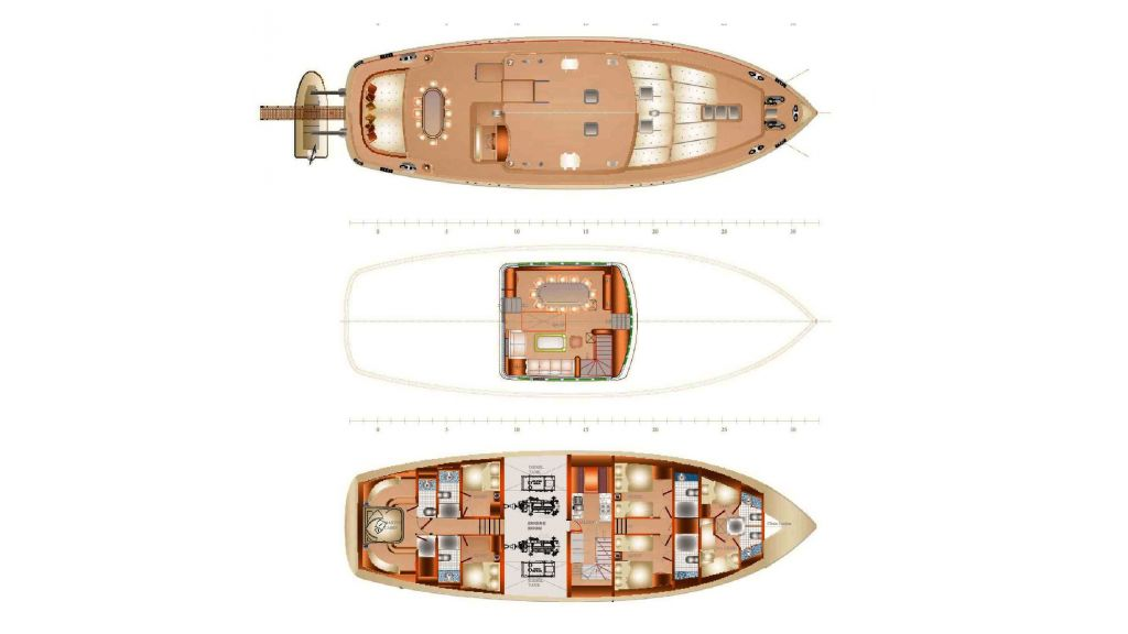 Superlux Classic Steel Construction Motorsailer (17)