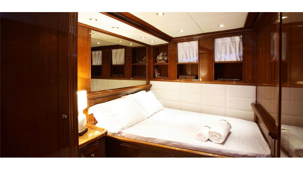 Superlux Classic Steel Construction Motorsailer (44) - master