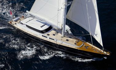 Allure sailing yacht