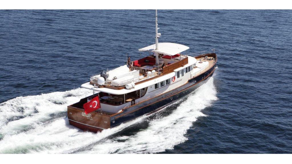 Darwin Luxury Motoryacht