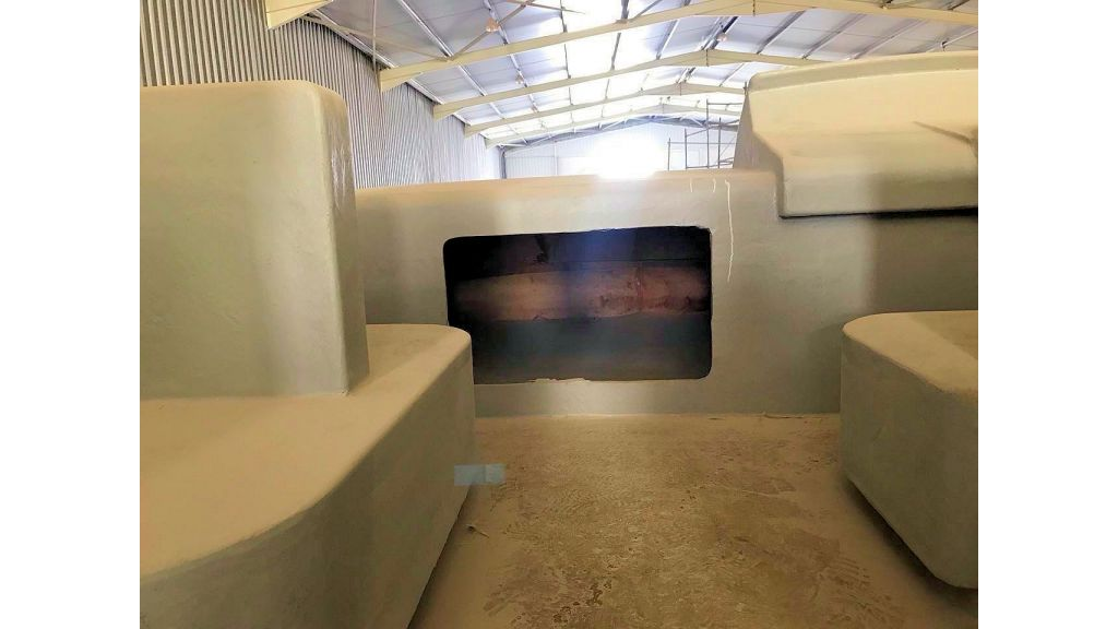Epoxy Laminated Motoryacht (46)