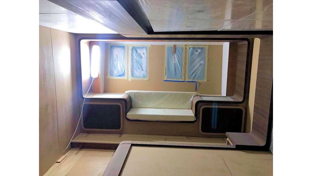 Epoxy Laminated Motoryacht (81)