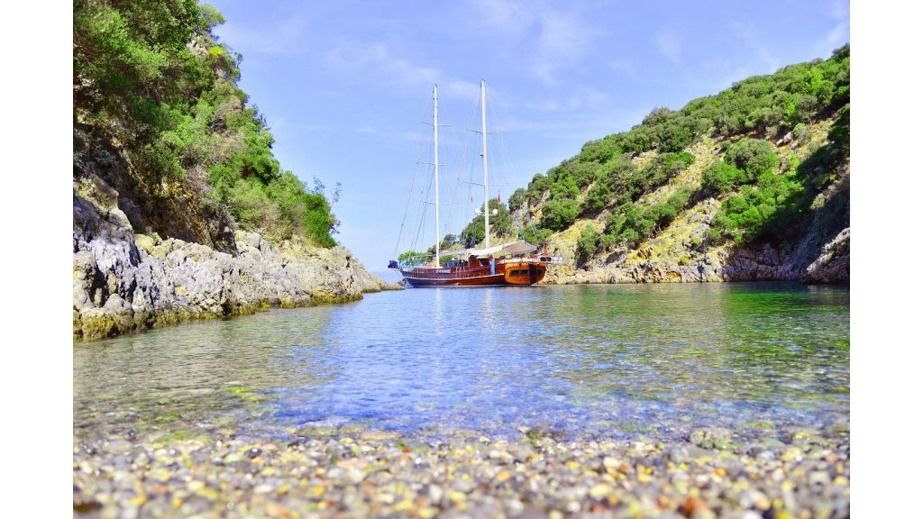 Lycian Queen bay