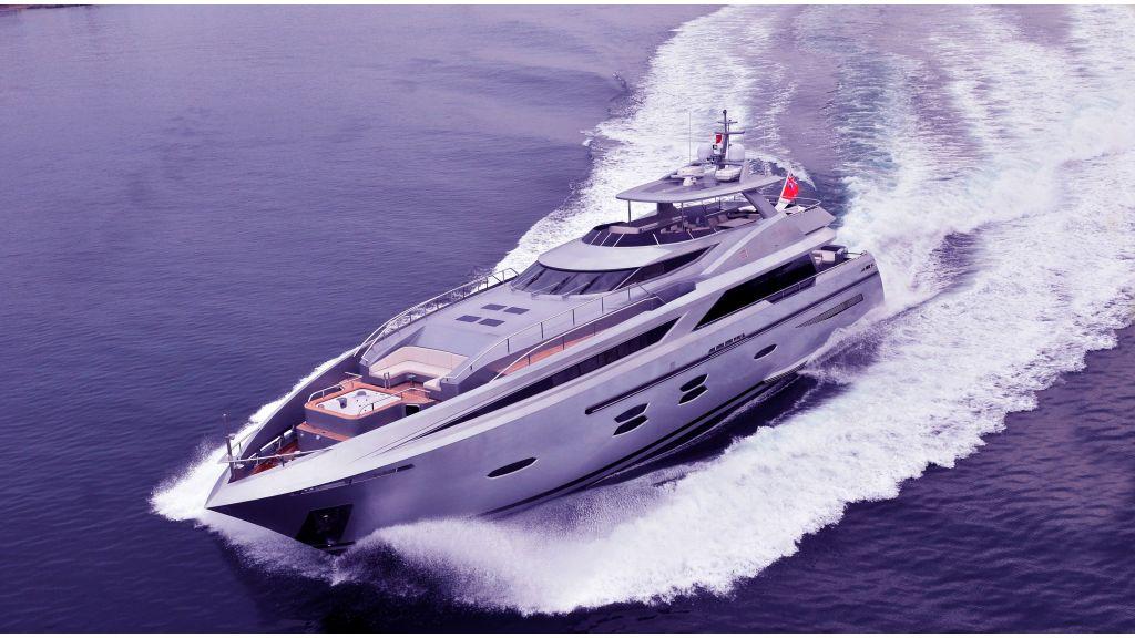 Meya Meya Luxury motor-yacht master